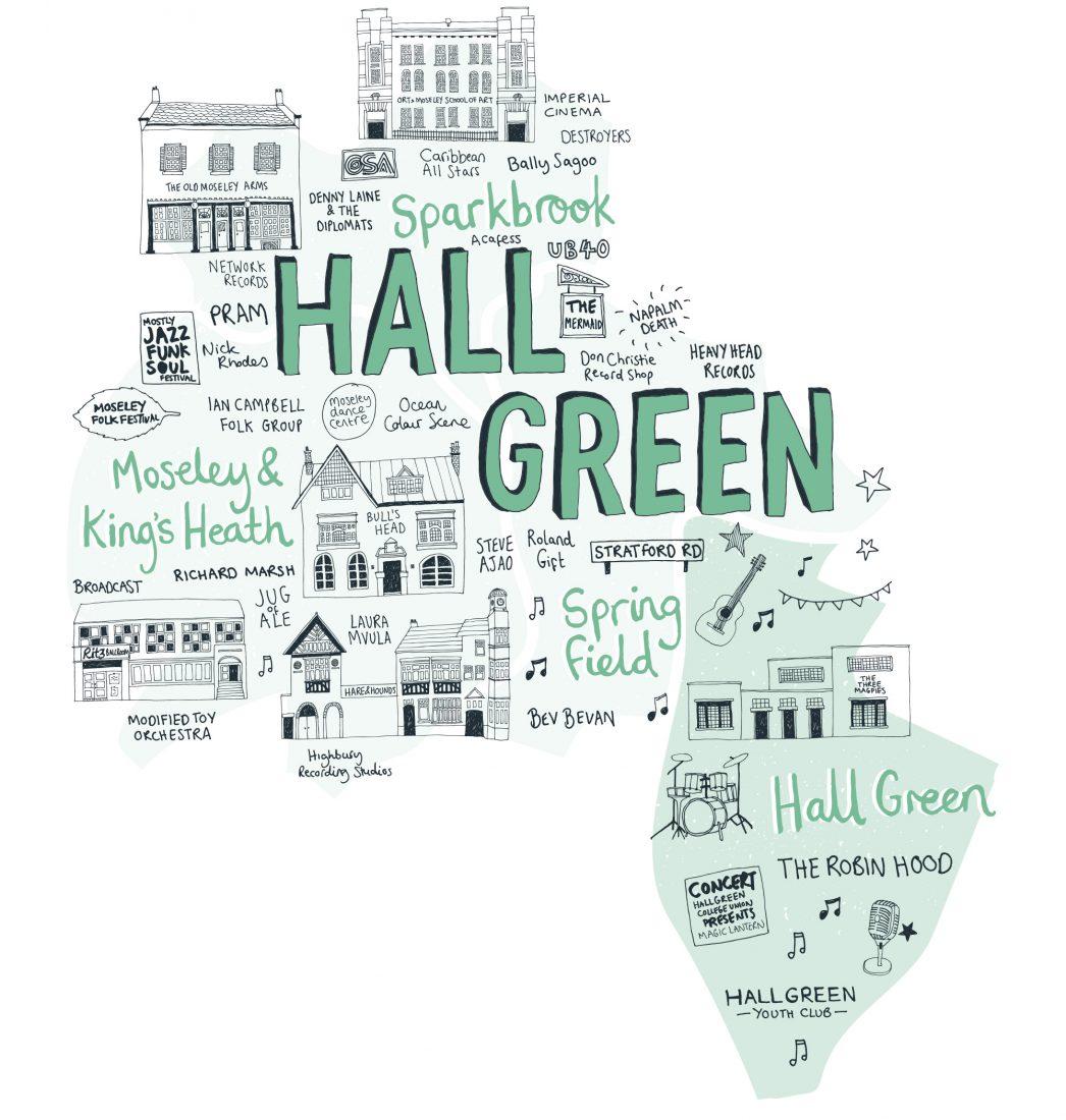 Hall Green