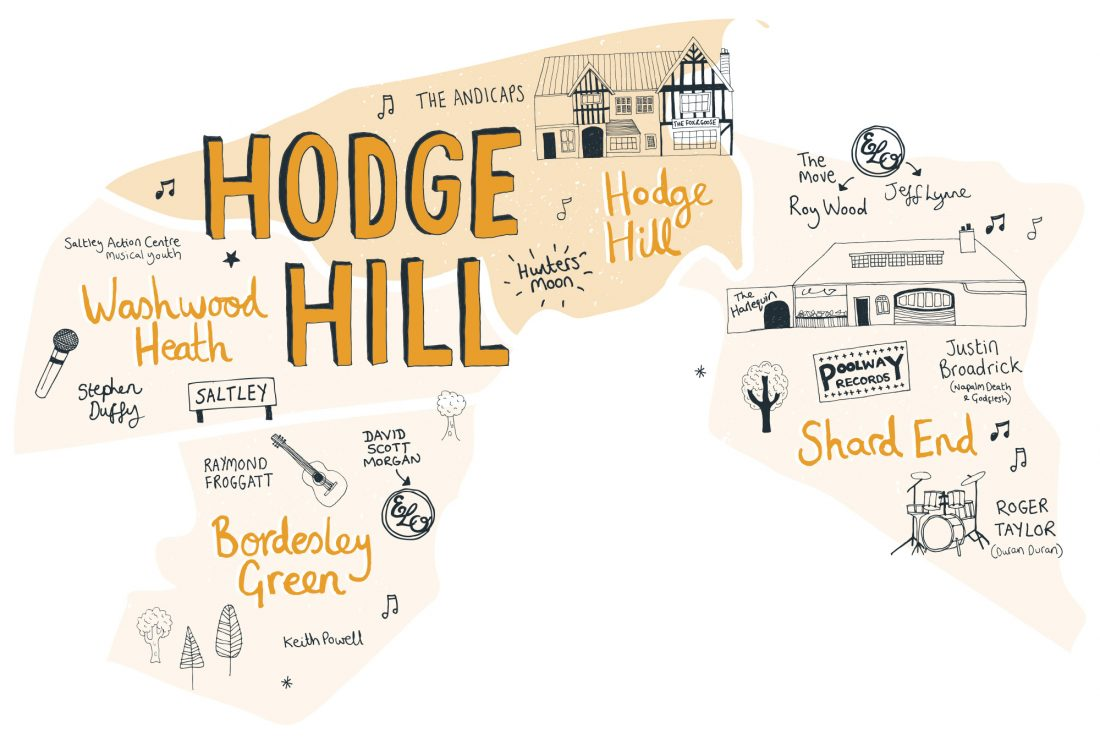 Hodge Hill