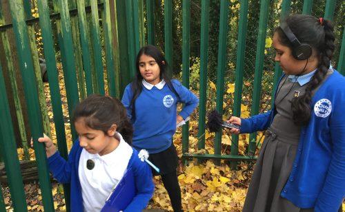 Harborne Ward: Chad Vale School – Audio