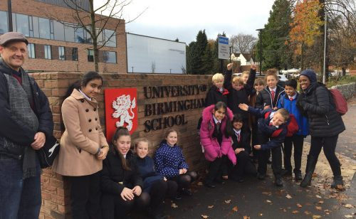 Selly Oak District: Selly Oak Ward – University of Birmingham School Audio