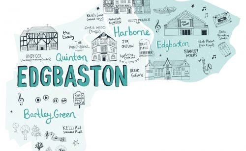 Edgbaston District: Playlist