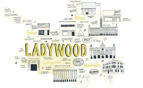 Ladywood District: Playlist