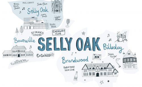 Selly Oak District: Playlist
