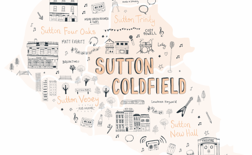 Sutton Coldfield – Project Reflections by Chris Eddowes