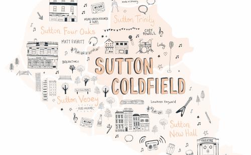 Sutton Coldfield District: Playlist
