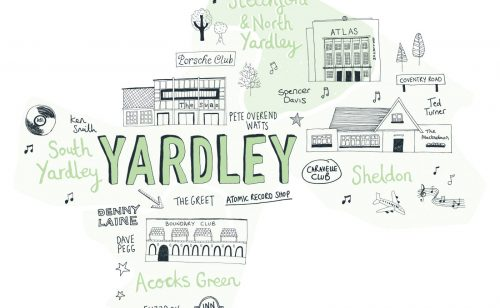 Yardley – Reflections by Annie Mahtani