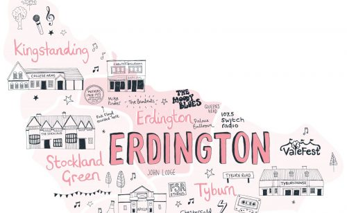 Erdington District: Playlist