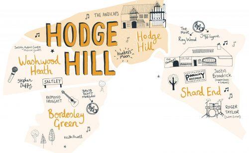 Hodge Hill District: Playlist