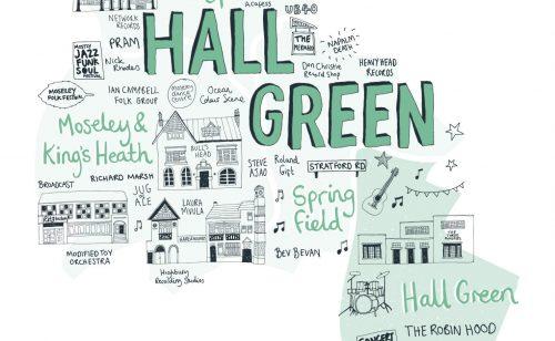 Hall Green District Reflections by Grandmaster Gareth